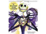 Nightmare Before Christmas Wall Calendar by ACCO Brands 9SIV0W763Z8583