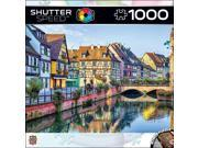 Shutterspeed - Delightful Afternoon 1000 Piece Puzzle by Masterpieces Puzzle Co. 9SIV0W74VR5941