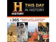 2018 History Channel This Day in History Wall Calendar: 365 Remarkable People,