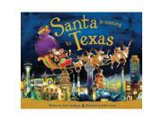 Santa Is Coming to Texas Book, Christmas Books by Sourcebooks