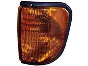 2003-2007 Ford E-150 Passenger Side Right Parking and Side Marker Lamp 3C2Z13200AA