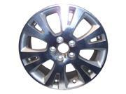2008-2012 Toyota Avalon OEM  17x7 Alloy Wheel Sparkle Charcoal Painted with Machined Face-69531