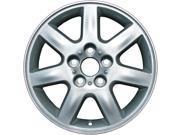 2000-2004 Toyota Avalon  16x6 Aluminum Alloy Wheel, Rim Chrome Plated - 69383