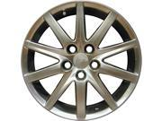 2006-2006 Lexus GS300 OEM  17x7.5 Aluminum Alloy Wheel, Rim Chrome Plated - 74185