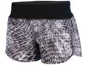 "Nike Women's Dri-Fit Printed 4"""" Rival Running Shorts-Red-Large"" 9SIA7XJ4VM8314"