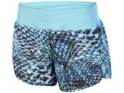 "Nike Women's Dri-Fit Printed 4"""" Rival Running Shorts-Green-XS"" 9SIA7XJ4VM8325"