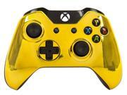 """Gold"" Xbox One Rapid Fire Modded Controller"