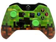 Green Dots Xbox One Rapid Fire Modded Controller