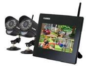 Lorex LW2912 Wireless Video Monitoring System with 2 wireless night vision cameras