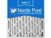 20x20x4 MERV 12 AC Furnace Filters Qty 1 9SIA7ZD3FX7394