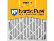 20x20x4 MERV 10 AC Furnace Filters Qty 2 9SIA7ZD3FX7389