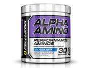 Cellucor Alpha Amino Acids Powder, BCAA Supplement for Endurance Recovery & Hydration, 30 Servings, Icy Blue Razz, G4