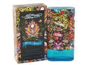 Ed Hardy Hearts & Daggers Eau De Toilette Spray for Men, 1oz
