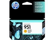 V7 Ink Cartridge - Replacement for HP (CN052AN#140) - Yellow