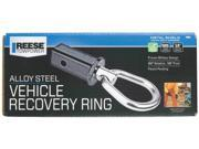 Reese 70655 Vehicle Recovery Ring Alloy Steel