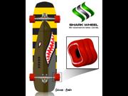 Shark Wheel Bomber Complete Longboard