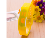 Europe And The United States Fashionable Silicone Children Watch 9SIA82V2YH6463