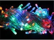 Wedding Party Decorative Light Strings Colorful LED Lampion Dance Party Supplies Festival Venue Decoration Discoloration Flashing Lights