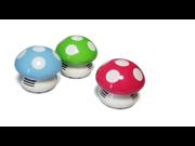 Portable Vacuum Cleaner Mini Dust Catcher ABS Mushroom Shaped Dust Separator Keyboard & Desktop Clean Dedicated Vacuum Cleaner