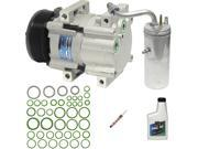 UAC KT 1665  AC Compressor Kit - 4R3Z-19703-A