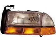 NEW Headlight Head Lamp Assembly Left Driver 1590458