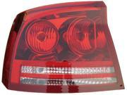 NEW Tail Light Lamp Assembly Left Driver 1611300