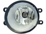 NEW Fog Light Lamp Assembly Right Passenger 1570979