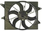NEW Engine Cooling Fan Assembly Dorman 620-118 9SIA83A4BX6115