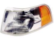 NEW Cornering Light Lamp Assembly Left Driver 1630860