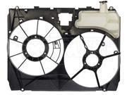 NEW Engine Radiator Coolant Overflow Bottle Tank Reservoir Dorman 603-428