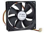 """3.5"""" x 3.5"""" - 90mm PC Computer Case Fan with 3 Pin Connector - NEW"""