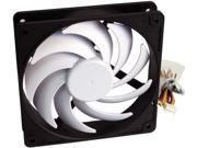 Swiftech HELIX-120-BW-PWM 120m PWM Case Fan