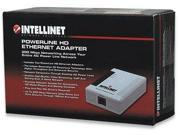 Intellinet Homeplug Network Adapter, 200mbps Refurb