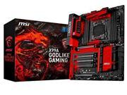 MSI Motherboard X99A GODLIKE GAMING Haswell-E Intel Core i7-MOTHERBOARD ONLY