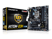 Click here for Gigabyte H170 MICRO ATX Motherboard prices