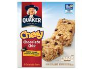 Quaker Foods Chocolate Chip Chewy Granola Bars