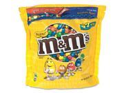 Milk Chocolate Coated Candy w/Peanut Center 42oz Pack