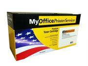 ufactured HP Q7581A Compatible Cyan Toner Cartridge for Color LaserJet