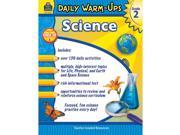 Daily Warm Ups Science Gr 2 9SIA1VJ6D79465