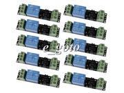 10PCS 3V Relay High Level Driver Module optocouple Relay Module for Arduino