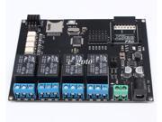 Rboard Atmega328P Development Board 4-Channel Relay Precise Compatible Arduino