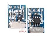 433MHZ SYN115 SYN480R ASK Wireless Module Transmitter & Receiver Module