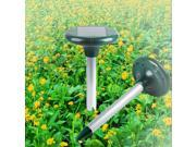 Ultrasonic Sonic Yard Solar Power Mouse Mice Mole Insect Pest Rodent Repeller 9SIV0GP3AY8234