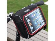 "ROSWHEEL Cycling Bicycle Folding Bikes Handlebar Bag Case for 7"" 8"" Tablet PC"