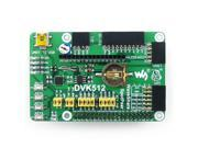 Foxnovo Waveshare DVK512 Raspberry-pi Expansion Development Board Kit for Raspberry Pi Model A+/B+/2 B Expansion Various Interfaces