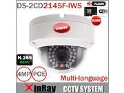 Hikvision 4.0 MP H.265 English Version Wifi IP Camera DS 2CD2145F IWS