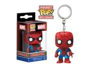 Marvel Pocket POP Spiderman Vinyl Figure Keychain Funko 9SIAAX359G2575