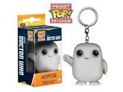 Doctor Who Pocket POP Adipose Vinyl Figure Keychain Funko 9SIA8UT4RW3097