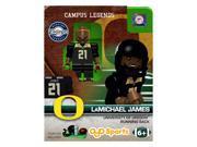 NCAA Oregon Ducks LaMichael James Campus Legends OYO Mini Figure