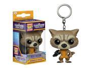 Guardians Of The Galaxy Pocket POP Rocket Raccoon Vinyl Figure Keychain 9SIAADG5730905